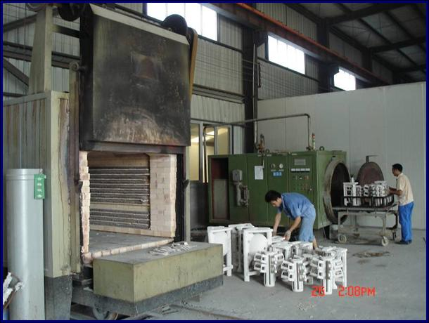 Precision Casting Workshop - 2