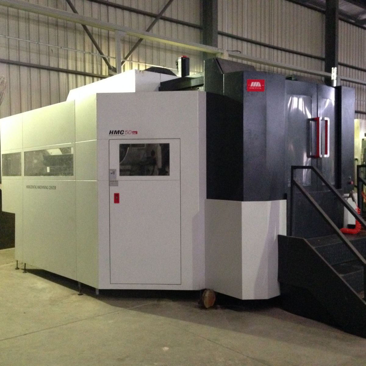 Four-Axis Machining Center2 (1)