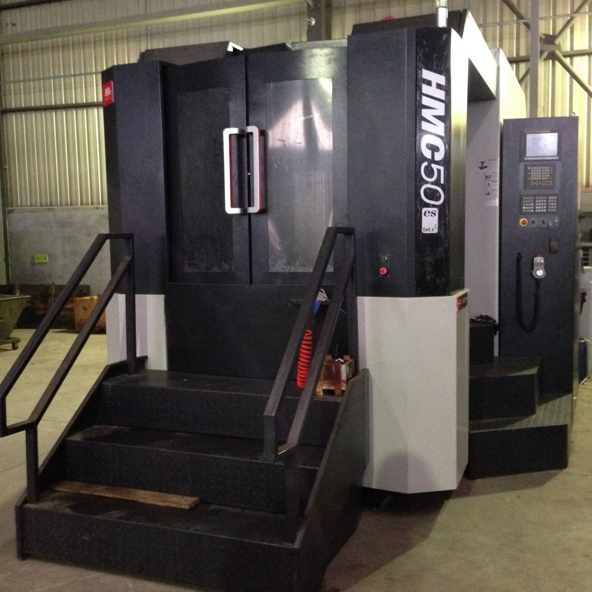Four-Axis Machining Center2 (2)
