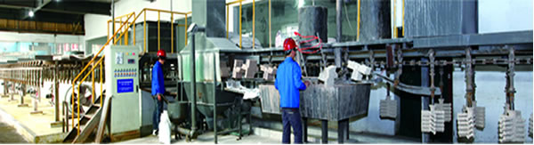 Soluble Glass Shell Making Line